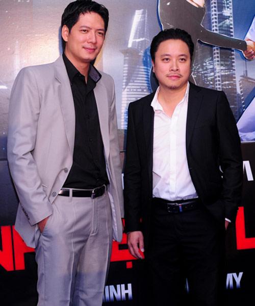 Bình Minh bảnh bao ra mắt phim mới - 3