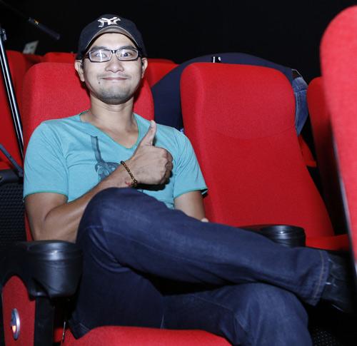 Bình Minh bảnh bao ra mắt phim mới - 11