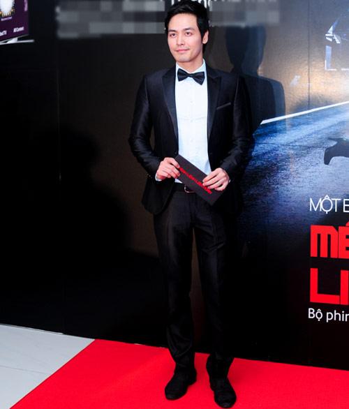 Bình Minh bảnh bao ra mắt phim mới - 13