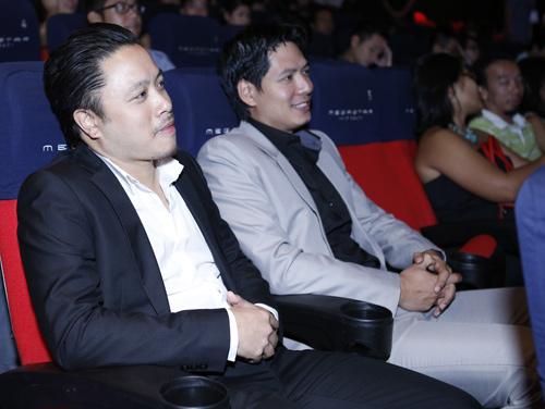 Bình Minh bảnh bao ra mắt phim mới - 4