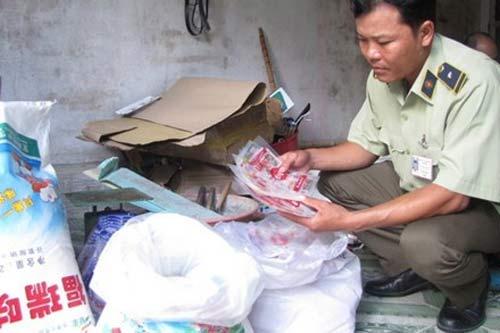 Nhiều hàng Trung Quốc đội lốt hàng Việt - 1