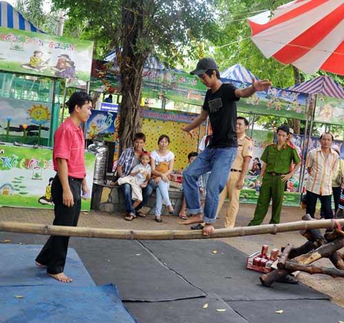 TPHCM: Tưng bừng lễ Giỗ Tổ Hùng Vương - 7