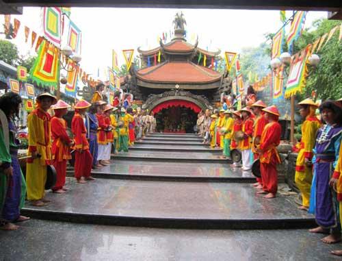 TPHCM: Tưng bừng lễ Giỗ Tổ Hùng Vương - 2