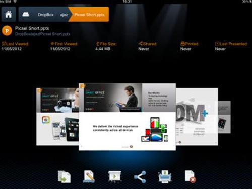 5 ứng dụng văn phòng tốt nhất cho iOS và Android - 1