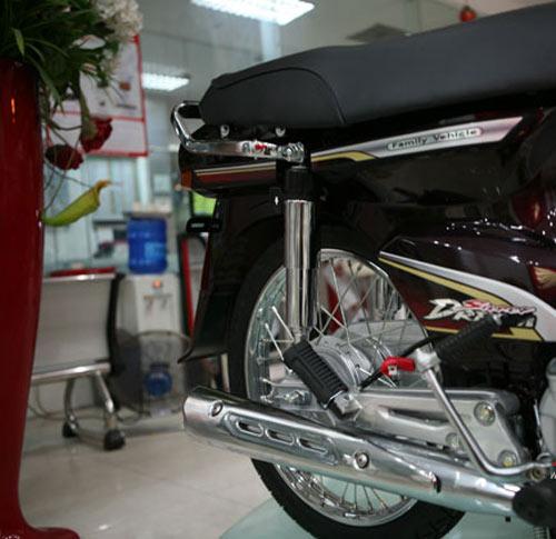 Honda Super Dream: Giấc mơ Việt chưa bao giờ nguôi - 3