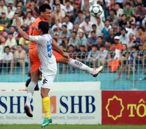Đồng Nai lại gây sốc ở V-League 2013 - 1