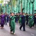 Tin tức trong ngày - TPHCM: Tưng bừng lễ Giỗ Tổ Hùng Vương