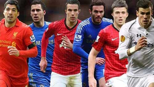 Cầu thủ hay nhất NHA: Bale là ƯCV số 1 - 1
