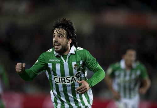 Real – Betis: Kền kền đòi nợ - 2