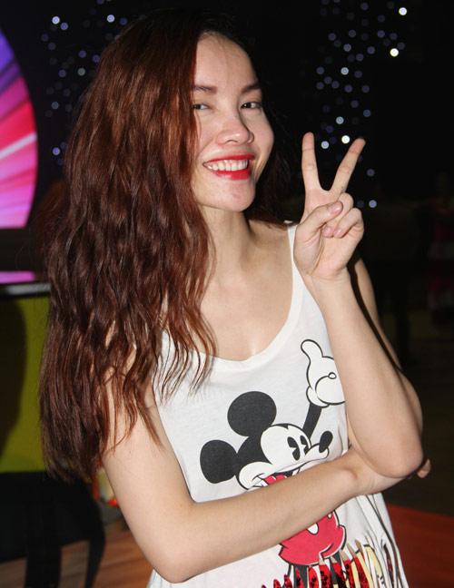 Hương Tràm tái xuất sân khấu Bước nhảy - 5