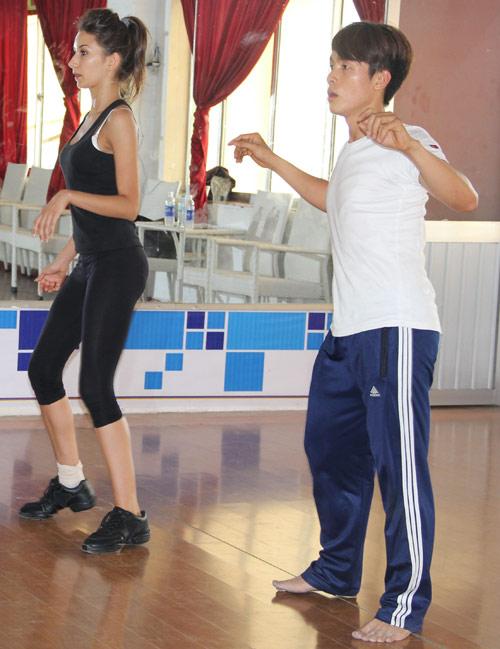 Hương Tràm tái xuất sân khấu Bước nhảy - 10