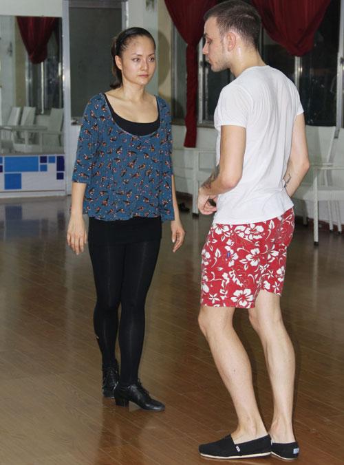 Hương Tràm tái xuất sân khấu Bước nhảy - 13