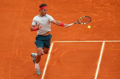 "Nadal khen ""tiểu Federer"" - 1"