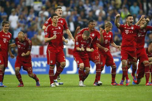 Hannover-Bayern: Chờ đại chiến - 1