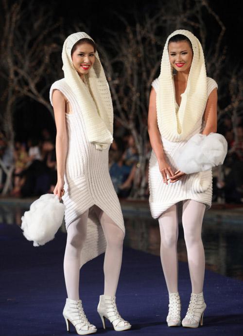 Đã mắt xem tuần lễ thời trang Thu Đông - 12