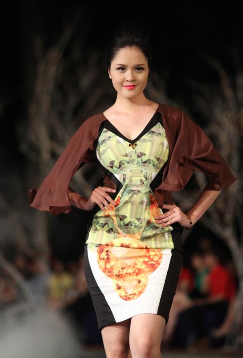 Đã mắt xem tuần lễ thời trang Thu Đông - 20
