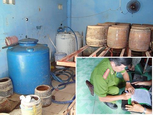 TPHCM: Đủ chiêu trộm nước sạch - 1