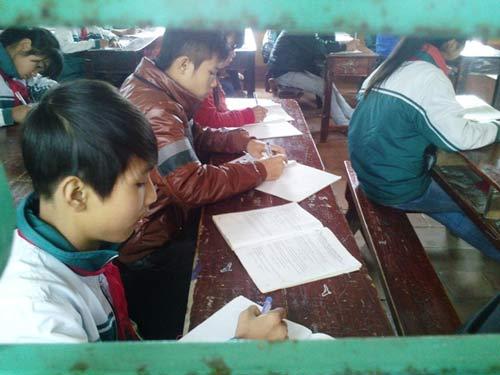 GV Sử đi dạy Hóa: Phòng Giáo dục bó tay - 4