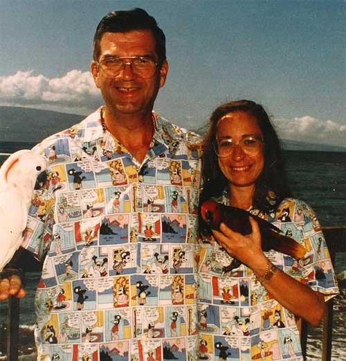 Vợ chồng 35 năm chỉ mặc áo cặp - 6