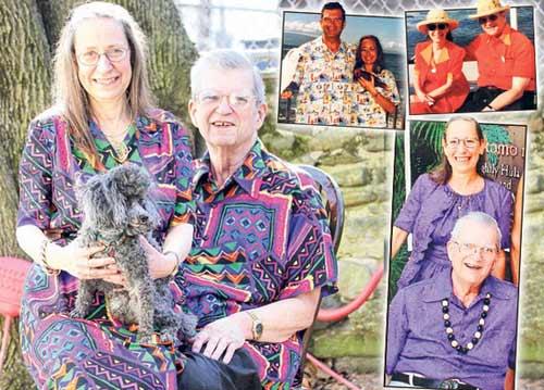 Vợ chồng 35 năm chỉ mặc áo cặp - 7