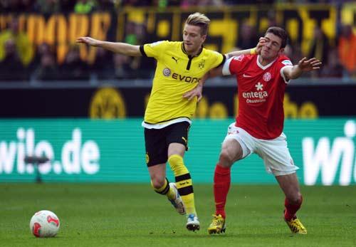 Dortmund – Mainz: Thảnh thơi đón bão - 1