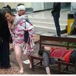 Tin tức trong ngày - TQ: Cận cảnh vụ động đất hàng trăm người chết