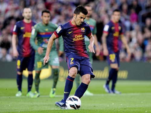 Barca – Levante: 1 mũi tên trúng 2 đích - 1