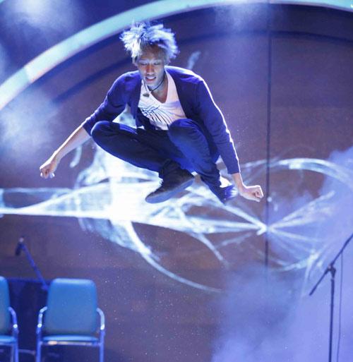 VN Got Talent trước giờ sinh tử - 4
