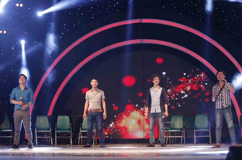 VN Got Talent trước giờ sinh tử - 9