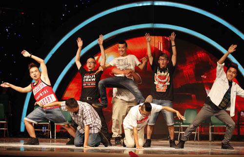 VN Got Talent trước giờ sinh tử - 5