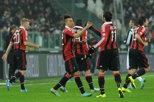 Juventus – Milan: Chốt chặn kỷ lục - 1