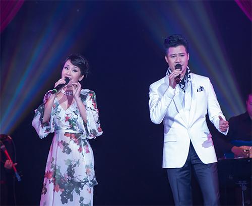 Hồng Nhung đẹp đôi bên Quang Dũng - 1