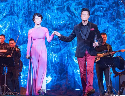 Hồng Nhung đẹp đôi bên Quang Dũng - 11
