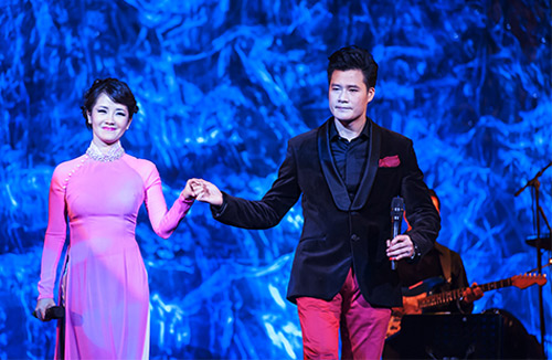 Hồng Nhung đẹp đôi bên Quang Dũng - 12