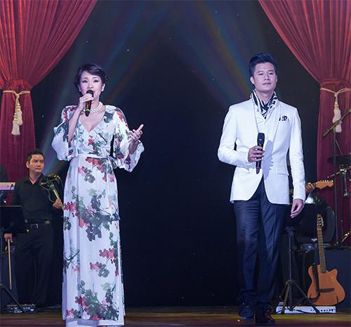 Hồng Nhung đẹp đôi bên Quang Dũng - 2