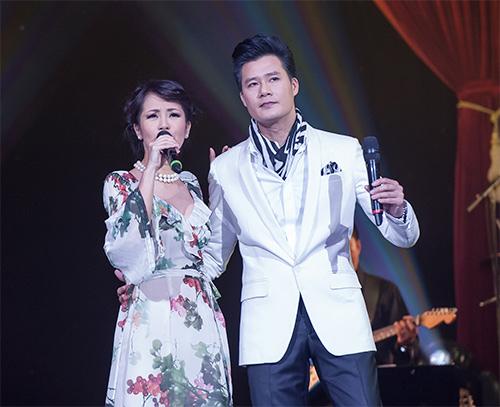 Hồng Nhung đẹp đôi bên Quang Dũng - 4