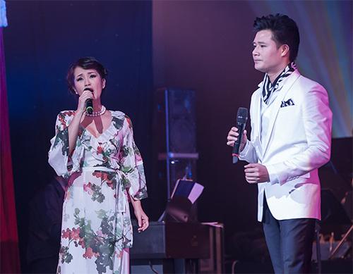Hồng Nhung đẹp đôi bên Quang Dũng - 6