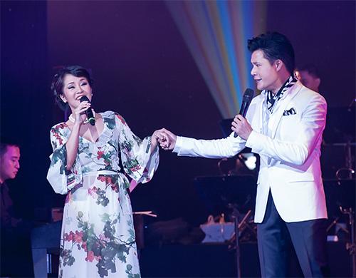 Hồng Nhung đẹp đôi bên Quang Dũng - 7