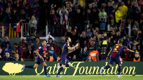 Barca: Hãy đợi đấy, Bayern! - 1