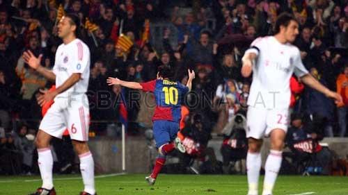 Barca: Hãy đợi đấy, Bayern! - 2