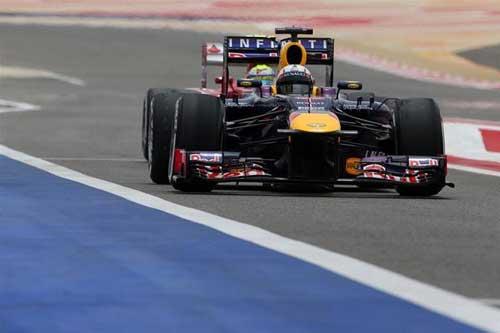 F1- Phân hạng Bahrain GP: Nico Roberg bất ngờ đoạt pole - 2