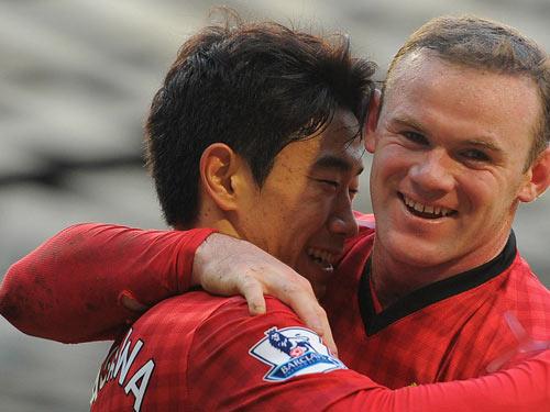 MU: Rooney, Kagawa hay cả hai? - 2