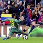 Bóng đá - Barca – Levante: 1 mũi tên trúng 2 đích