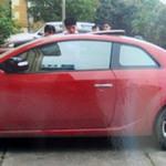 An ninh Xã hội - Lấy ôtô làm lá chắn, 2 băng nhóm nã đạn