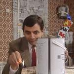 Mr Bean: cách thay áo độc quyền của Bean