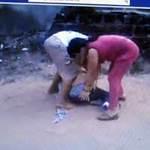 Tin tức trong ngày - Phẫn nộ clip hai mẹ con đánh ghen dã man