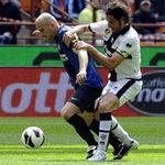 Bóng đá - Inter - Parma: Trận thắng giải tỏa