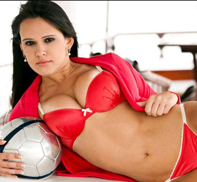 Sinh ra tại một trong những thiên đường du lịch của đất nước Brazil, ngay từ khi còn nhỏ Danielle Brito đã mang trong mình giấc mơ trở thành một người mẫu. Những bước đi đầu tiên trong sự nghiệp của người đẹp đã gặp vô vàn khó khăn khi những lần cô đi thử việc đều bị từ chối. Và rồi những bước đi trên sàn catwalk đã đưa tên tuổi của cô ra với công chúng và chính Brito cũng không thể ngờ mình lại trở nên nổi tiếng với vai trò đại diện hình ảnh cho CLB Nautico ở giải bóng đá Brazil.