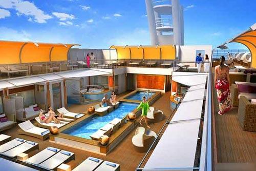 Ngắm những 'khách sạn' xa hoa trên biển - 3