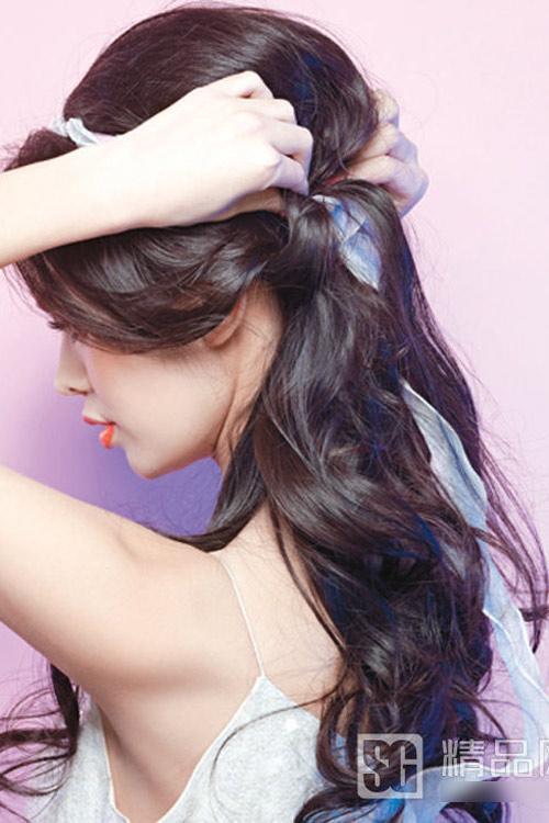 5 kiểu tóc cưới đẹp và dễ thực hiện - 11